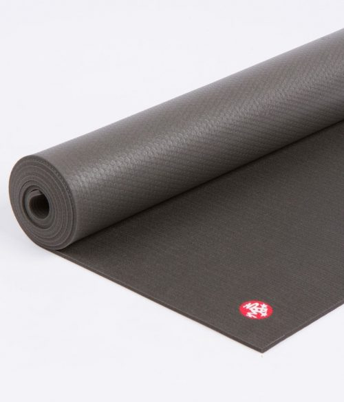 Manduka PRO Yogamat PVC Zwart 6 mm - 180 x 66 cm