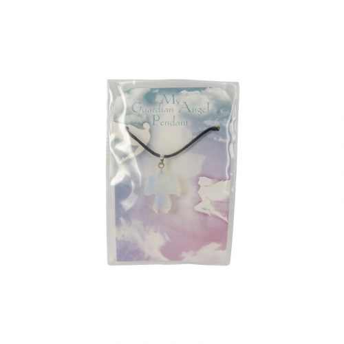 Engelenhanger Opaliet Platte Engelen (Displayset)
