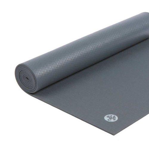 Manduka PROlite Yogamat PVC Grijs 4.7 mm - Thunder - 180 x 61 cm