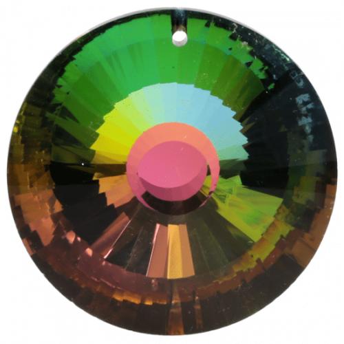 Regenboogkristal Cirkel Multicolor AAA Kwaliteit