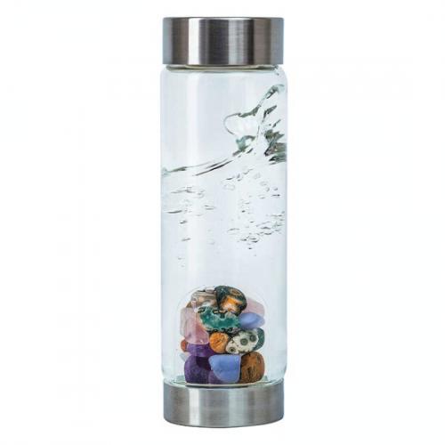 VitaJuwel ViA Edelsteen Waterfles  - Five Elements - 500 ml