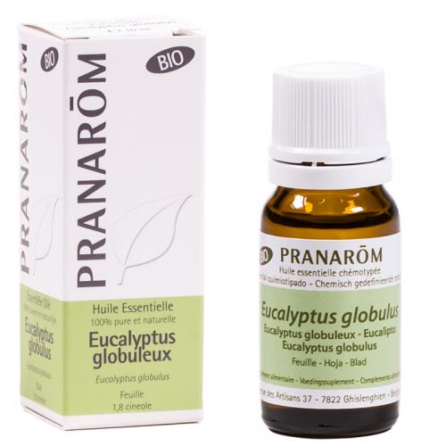 Pranarôm Etherische Olie Eucalyptus Globulus