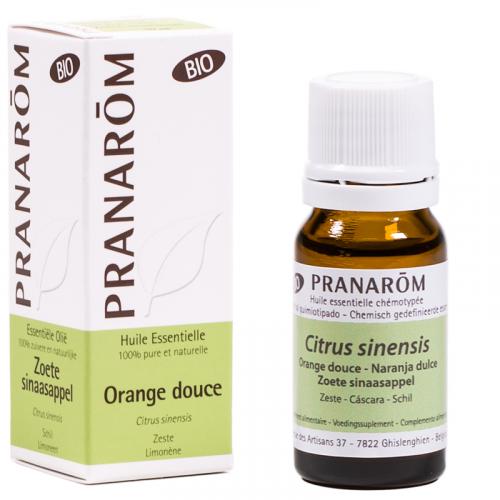 Pranarôm Etherische Olie Zoete Sinaasappel