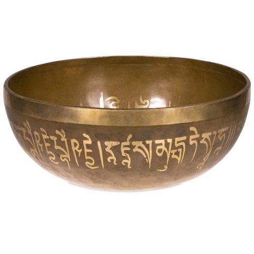 Klankschaal Medicijn Boeddha (28 cm)