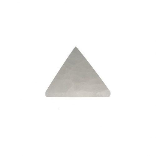 Driehoekige Oplaadsteen van Seleniet