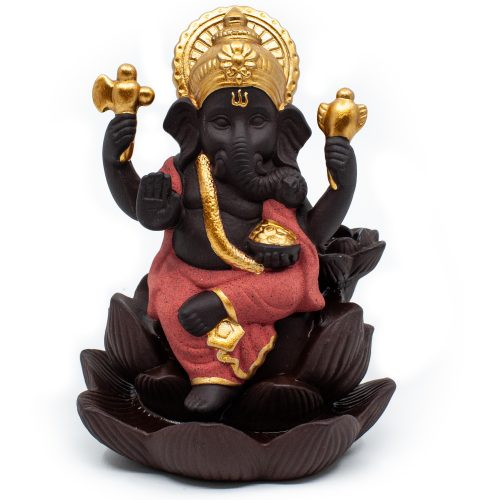 Backflow & Waterval Wierook Brander Ganesha