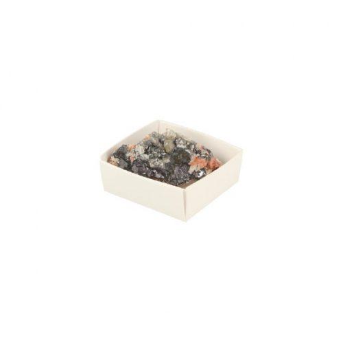 Ruwe Bariet / Cerussiet / Magnetiet Edelsteen ca. 4 cm
