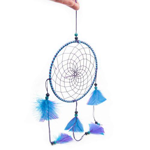 Dromenvanger Mandala Paars Blauw (45 cm)