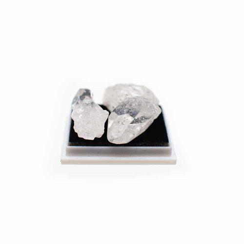 Bergkristal Punt in Doosje