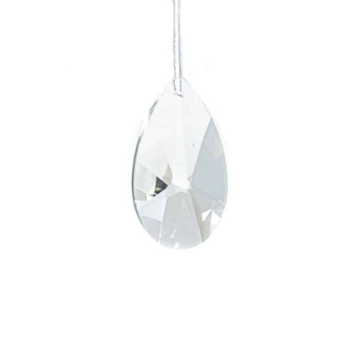 Regenboogkristal Facet Druppel Medium (50 mm)
