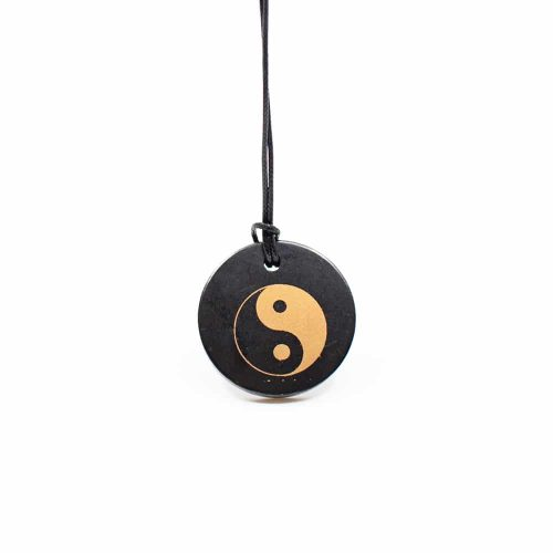 "Shungiet Ketting ""Yin & Yang"""