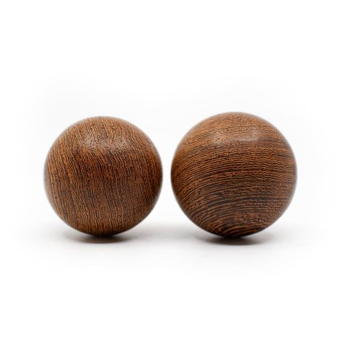 Massage Ballen Hardhout Aardbollen - 50 mm