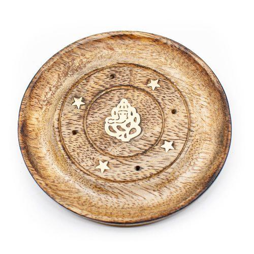 Wierook Brander Ganesha Plate