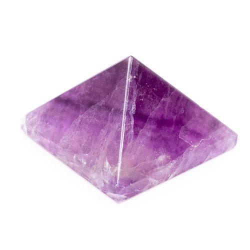 Piramide Edelsteen Fluoriet (25 mm)