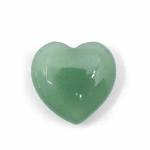 Edelstenen Hart Groene Aventurijn (20 mm)