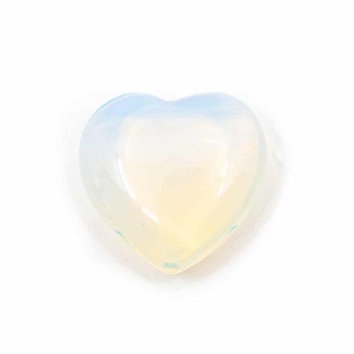 Edelstenen Hart Opaliet (20 mm)