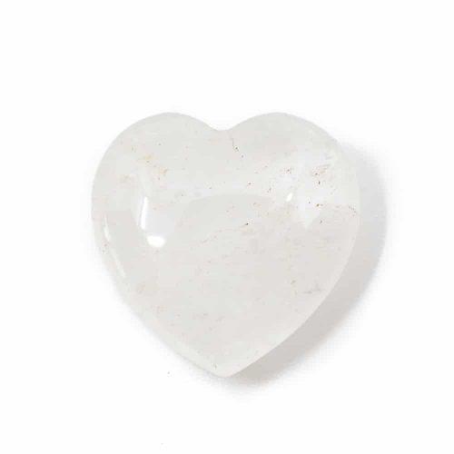 Edelstenen Hart Bergkristal (20 mm)