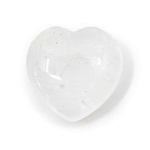 Edelstenen Hart Bergkristal (30 mm)