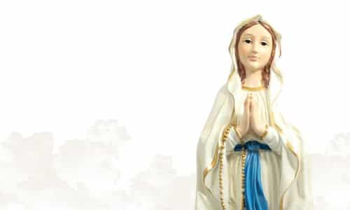 Mariabeelden