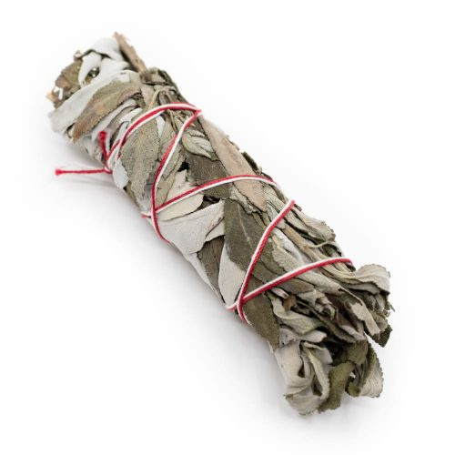 Witte Salie & Yerba Santa Smudge Stick (ca. 8 - 10 cm)