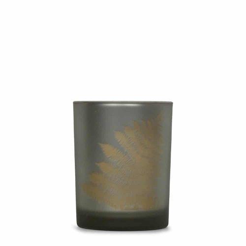 Waxinelichthouder Varen Goudkleurig (10 x 8 cm)