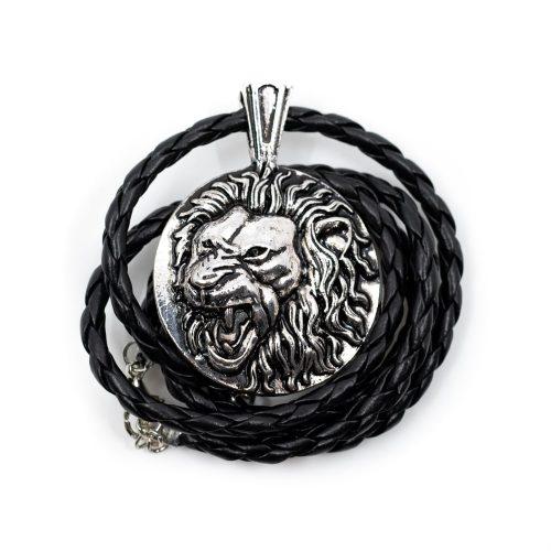 Amulet Leeuwen Kop