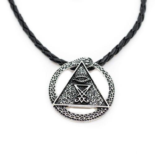 Amulet Viking het Alziend Oog