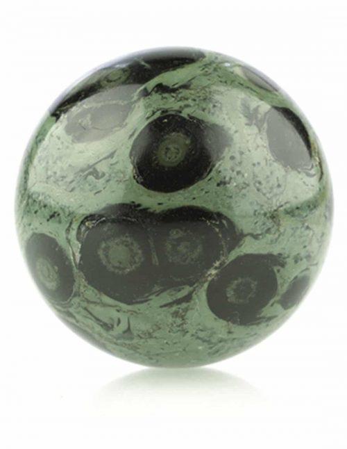 Edelsteen Bol Jaspis Bamballa (4 - 4,5 cm)