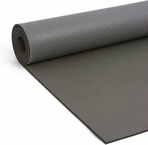 Manduka GRP Yogamat Rubber Grijs 6 mm - Steel - 180 x 66 cm