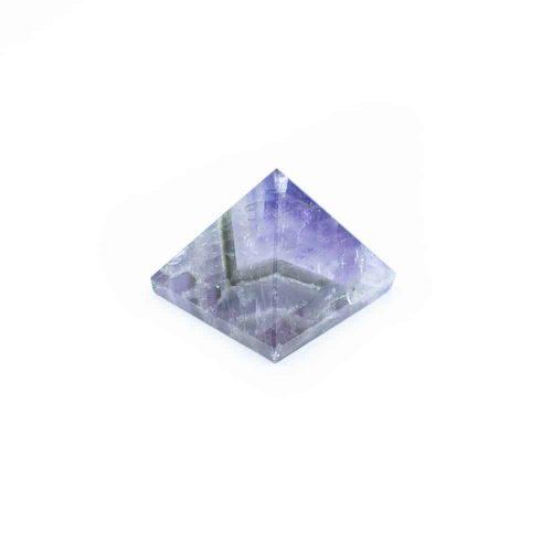 Edelsteen Piramide Amethist - 25 mm