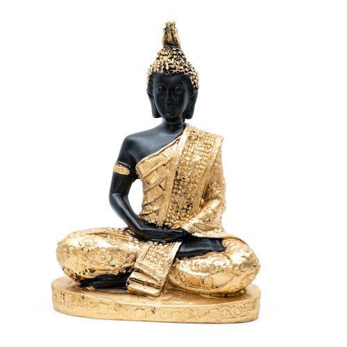 Mediterende Boeddha (18 cm)
