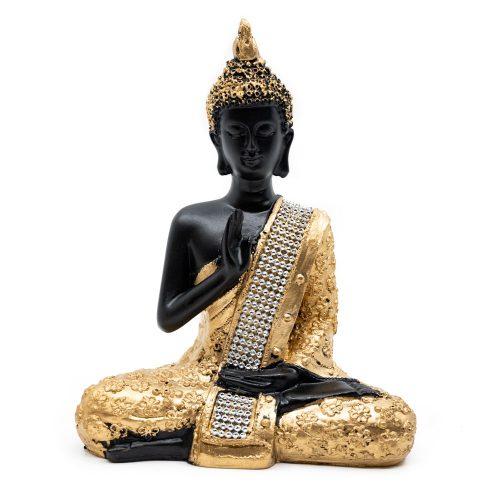 Teaching Boeddha (18 cm)
