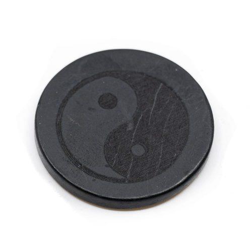 Telefoon Sticker Shungiet - Yin & Yang (30 mm)