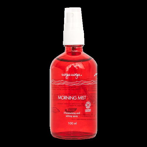 Uoga Uoga Morning Mist - Hydraterende Multifunctionele Spray met Hyaluronzuur (100ml)