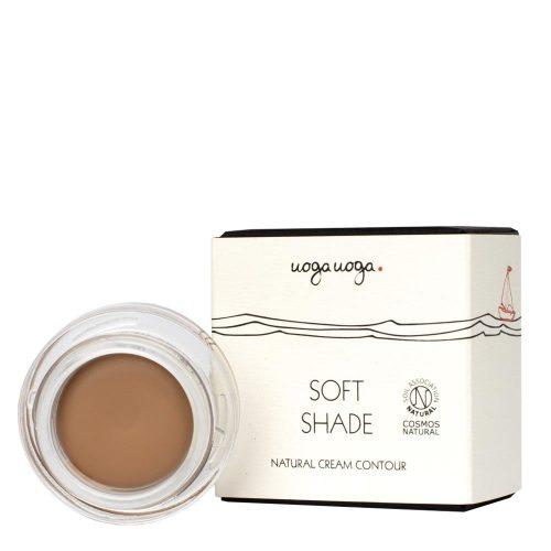 Uoga Uoga Natural Vegan Cream Contour 608 Soft Shade (6 ml)