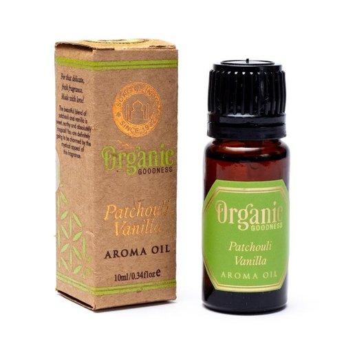 Organic Goodness Aroma Patchouli Vanille (10 ml)
