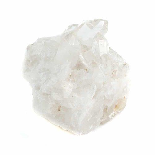 Ruwe Bergkristal Edelsteen Cluster 4 - 6 cm