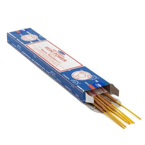 Satya - Reiki Power  - Wierookstokjes (1 pakje)