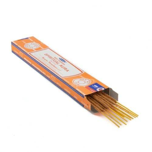 Satya - Spiritual Aura  - Wierookstokjes (1 pakje)