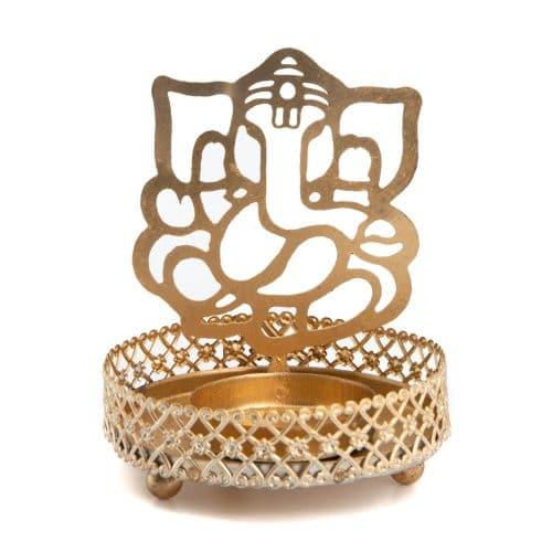 Sfeerlicht Theelichthouder Ganesha (9 cm)