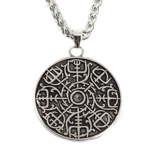 Viking Amulet Runenkompas